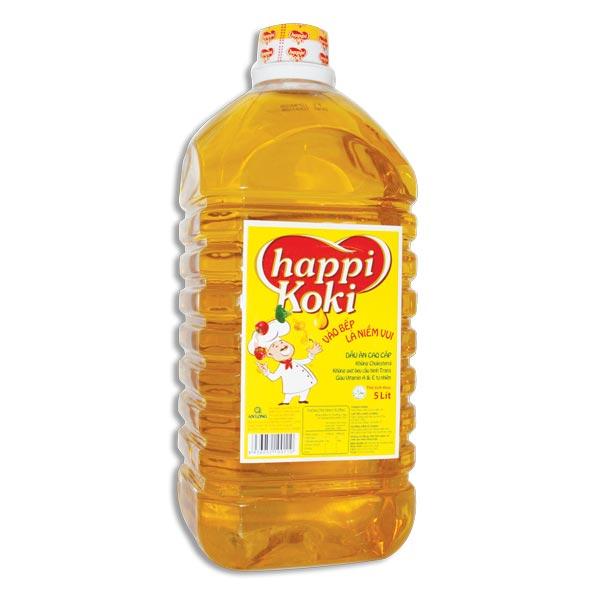 Happi Koki 5 lít