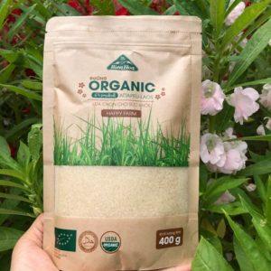Tren tay duong Organic Bien Hoa 400g